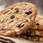 Польза, вред, калорийность овсяного печенья на 100 грамм