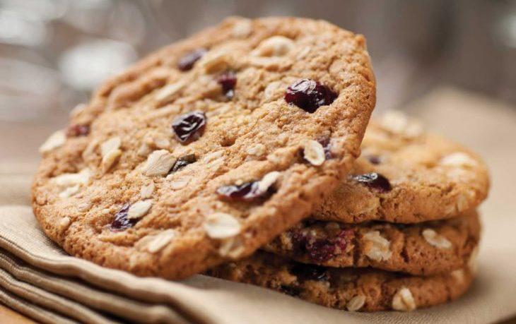 овсяное печенье калорийность на 100 грамм