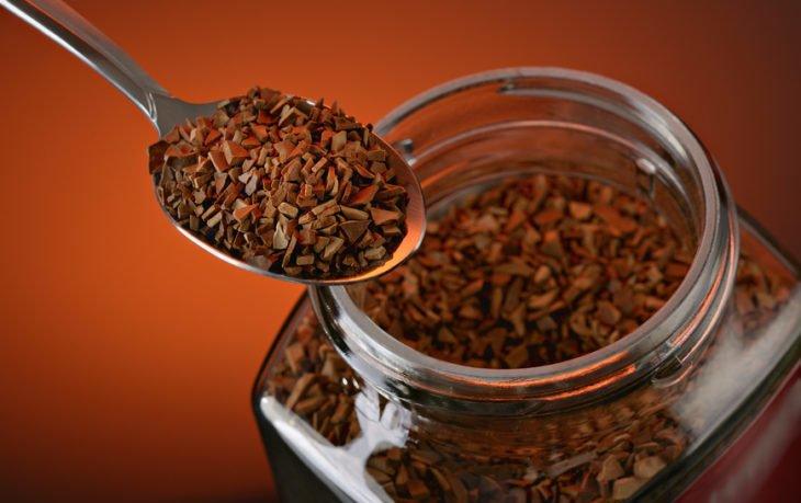 кофе растворимый калорийность на 100 грамм