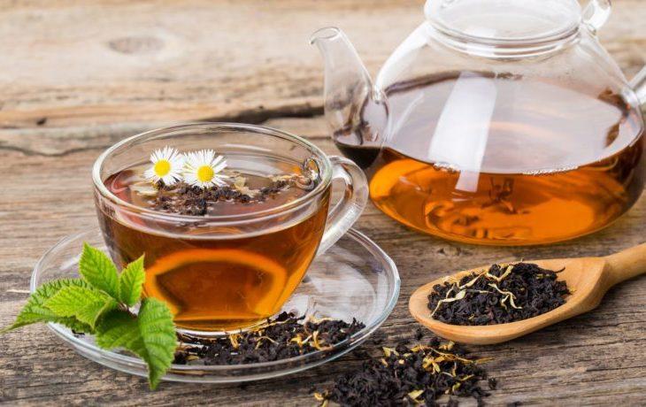 чай калорийность на 100 грамм
