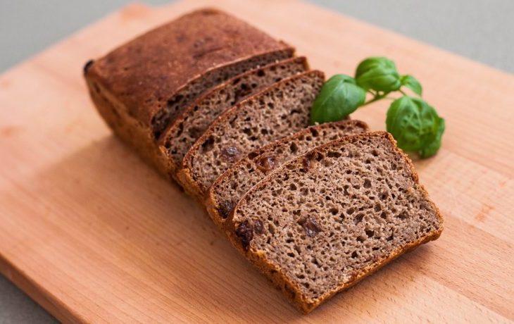 черный хлеб калорийность на 100 грамм