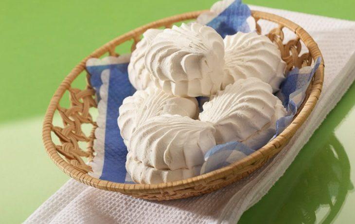 калорийность зефира белого на 100 грамм