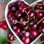 Польза, вред, калорийность вишни на 100 грамм