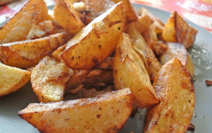 жареная картошка калорийность на 100 грамм