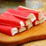 Польза, вред, калорийность крабовых палочек на 100 грамм