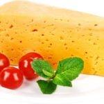 Польза, вред, калорийность российского сыра на 100 грамм