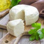 Польза, вред, калорийность адыгейского сыра на 100 грамм