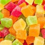Польза, вред, калорийность цукатов на 100 грамм