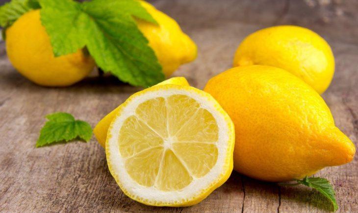 лимон калорийность на 100 грамм
