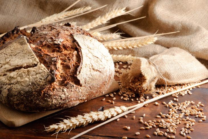 хлеб ржаной калорийность на 100 грамм