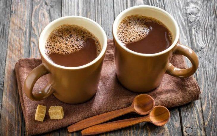 какао калорийность на 100 грамм