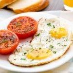 Польза, вред, калорийность яичницы на 100 грамм