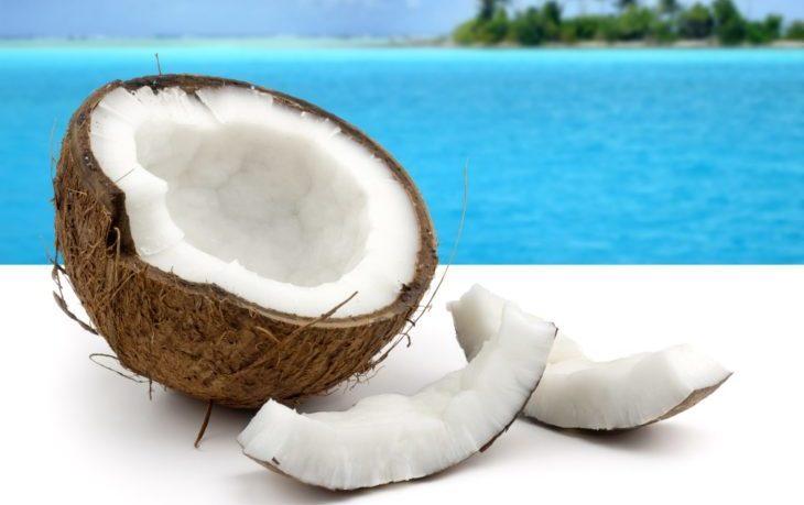 кокос калорийность на 100 грамм