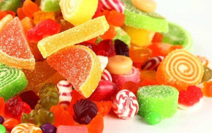 мармелад калорийность на 100 грамм