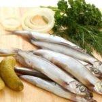 Польза, вред, калорийность мойвы на 100 грамм