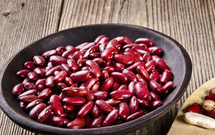 фасоль красная вареная калорийность