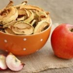 Польза, вред, калорийность сушеных яблок на 100 грамм