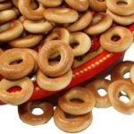 Польза, вред, калорийность сушек на 100 грамм, в 1 шт.