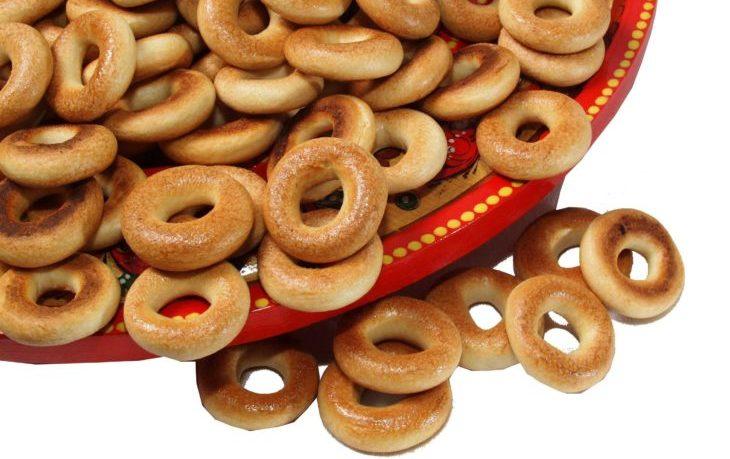 сушки калорийность 1 шт