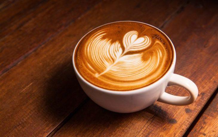 кофе латте калорийность