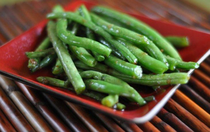 фасоль зеленая стручковая калорийность