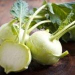 Польза, вред, калорийность кольраби на 100 грамм