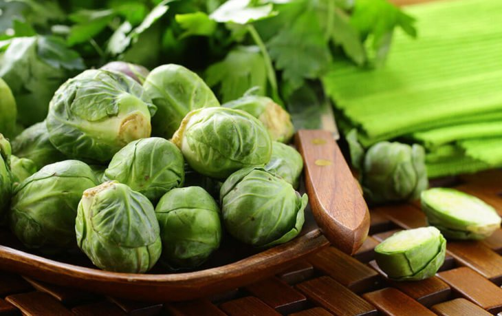 брюссельская капуста калорийность на 100 грамм