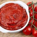 Польза, вред, калорийность томатной пасты на 100 грамм