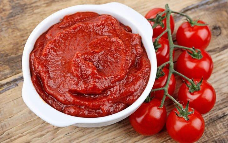 томатная паста калорийность на 100 грамм