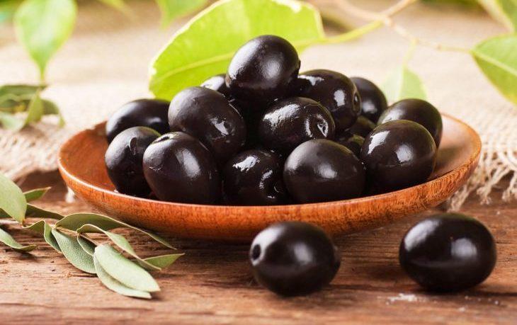 калорийность маслины консервированные