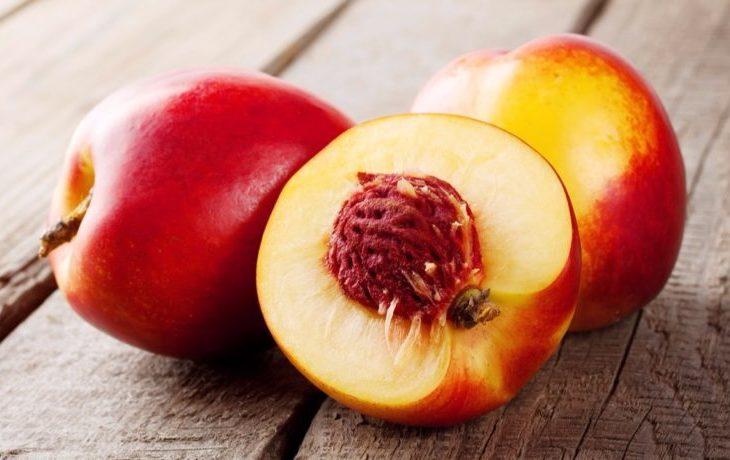 нектарин калорийность на 100 грамм