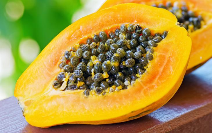 калорийность папайи свежей
