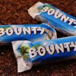 Польза, вред, калорийность Баунти на 100 грамм, в 1 шт.