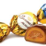 Польза, вред, калорийность конфет Золотая лилия в 1 шт., на 100 грамм