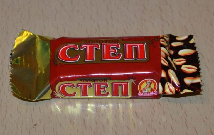 конфеты степ калорийность