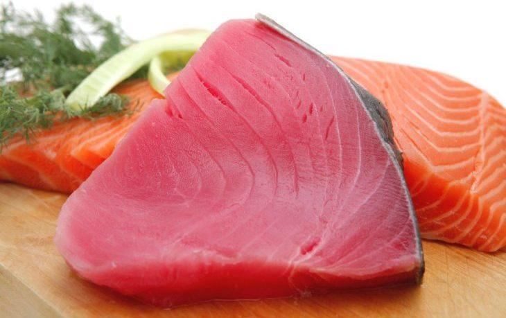 тунец консервированный калорийность