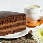 Польза, вред, калорийность торта Прага на 100 грамм, в 1 куске