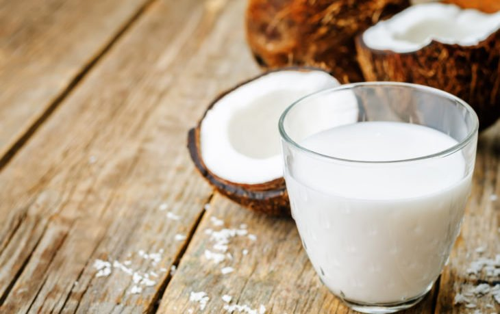 кокосовое молоко калорийность на 100 грамм