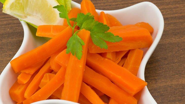 морковка польза и вред