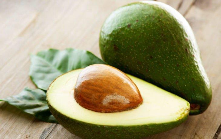 масло авокадо польза