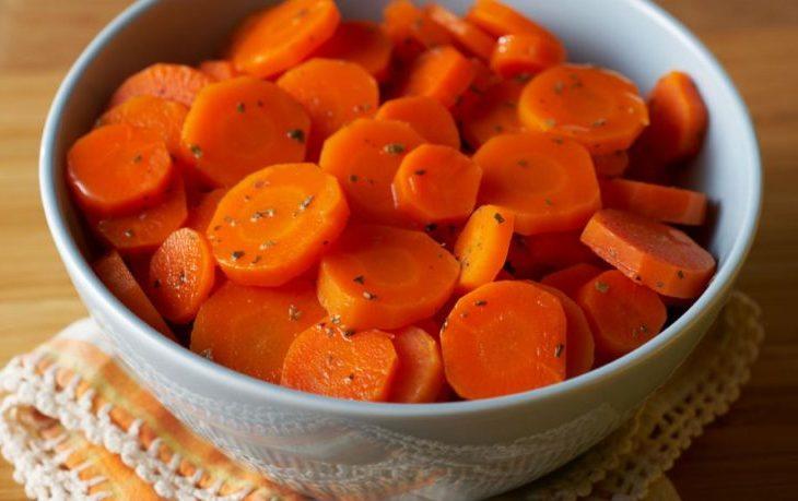 вареная морковь польза и вред