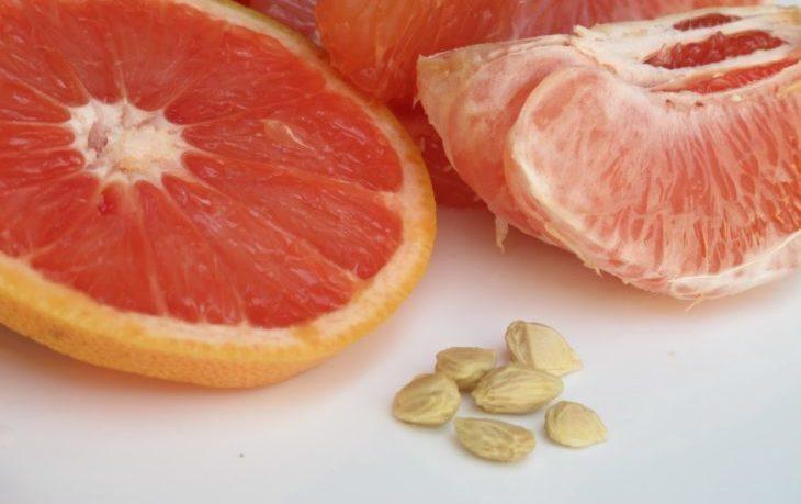 косточки грейпфрута польза