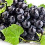 Польза и вред черного, красного, белого, зеленого винограда