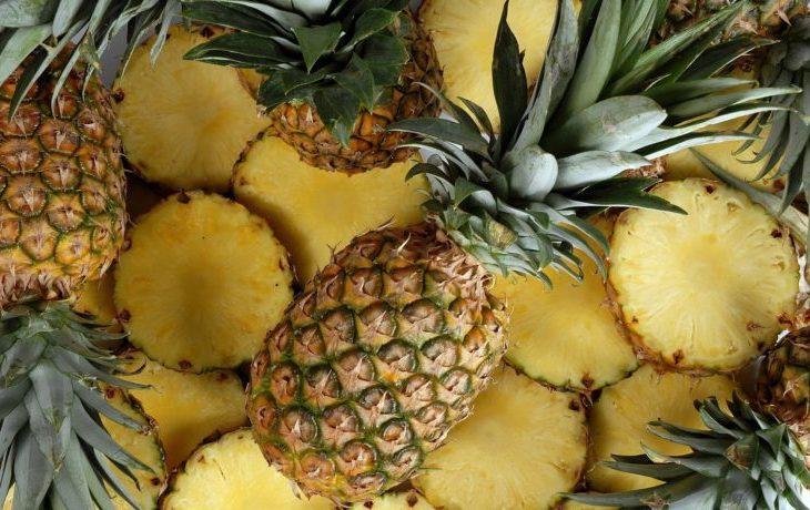 ананасы польза и вред для организма
