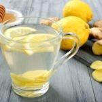 Польза и вред воды с лимоном и медом, мятой, имбирем, огурцом