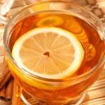 Польза и вред чая с лимоном