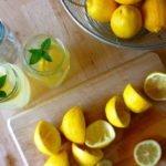 Польза и вред воды с лимоном натощак по утрам