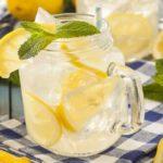 Польза и вред лимона с мятой, имбирем