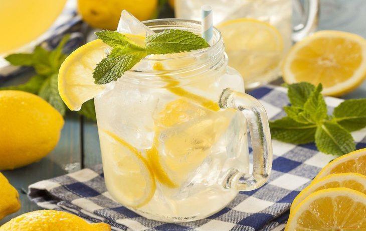 польза и вред напитка с лимоном и мятой
