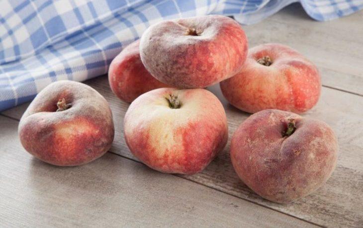 плоские персики польза и вред
